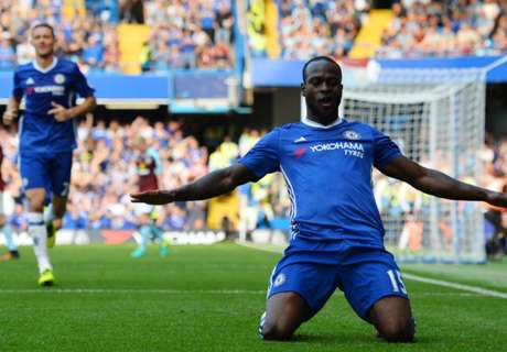 Moses - Del Bale juvenil al Chelsea