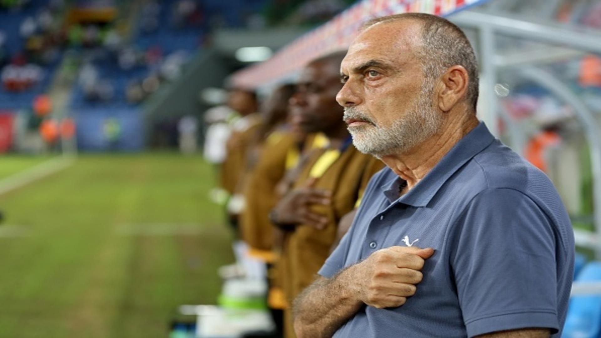 Avram Grant Afcon 2017