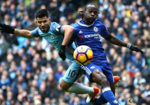 Victor Moses: Moses won the battle of the Nigerians as Chelsea overcame Kelehi Iheanacho's Manchester City 3-1 to remain top of the Premier League. Moses lasted the 90 minutes whilst Iheanacho was brought on after 78 minutes to try and rescue a point f...