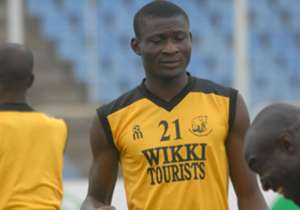 Godwin Obaje, Wikki Tourists: The attacker is a reported target of an unnamed Scottish side, while Enyimba have also been linked to his services. With 12 goals to his name in the league so far, it is no surprise that clubs are eager to poach him away f...