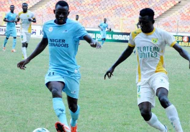 Boboye criticises Niger Tornadoes' tactics after Plateau United defeat