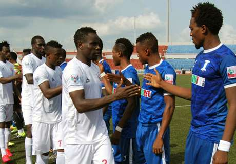 Rangers on the brink of NPFL title