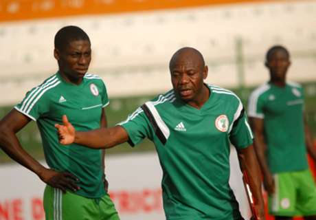 Nigeria U20 depart for Sudan