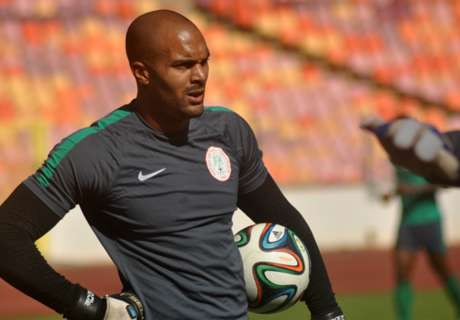 Ikeme rescues point for Eagles