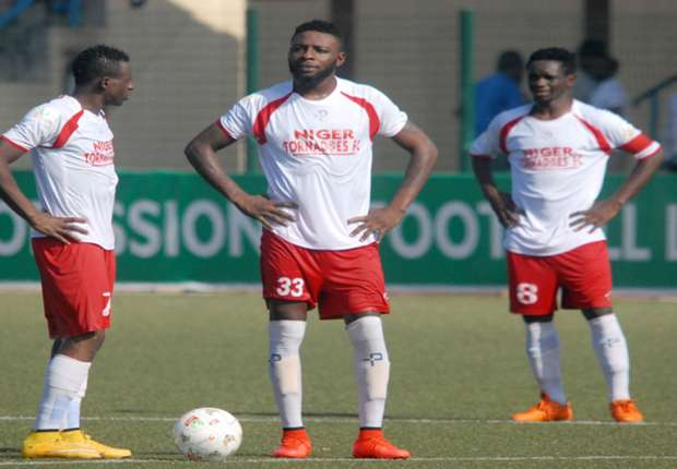 The pressure will be on Kano Pillars, says Niger Tornadoes' Ammeh