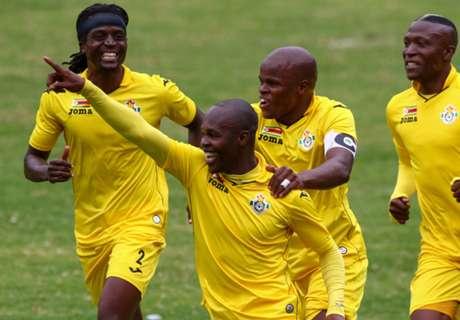 Ndoro & Katsande target Guinea scalp