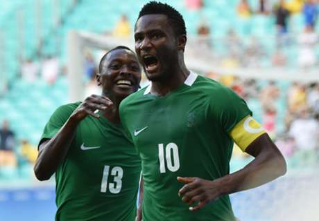 Mikel targets 2018 World Cup ticket