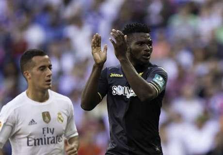 Success happy with Nigeria debut