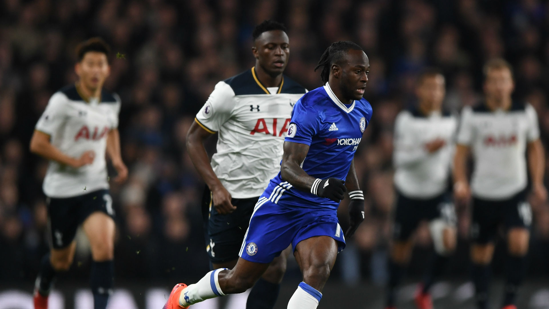 Tottenham End Chelsea's 13-Match Unbeaten Run In 2-0 Victory