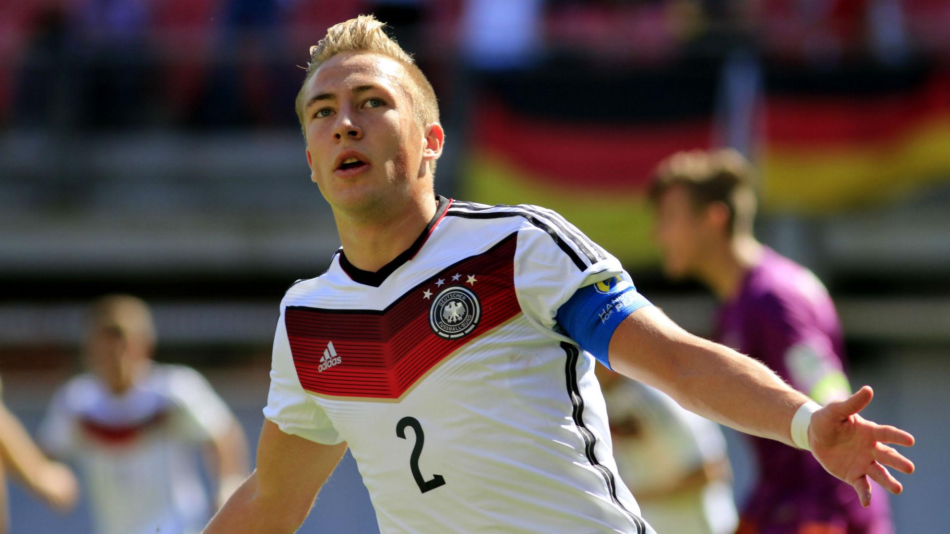 Felix Passlack - Germany U17