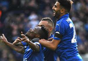 After six games of logjam, the Nigerian eventually got his first goal as the Foxes defeated Crystal Palace at King Power Stadium