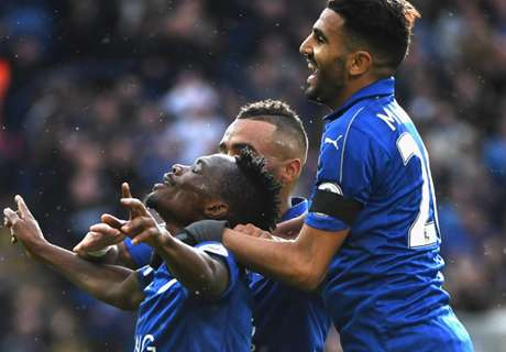 Relief as Musa grabs first EPL goal