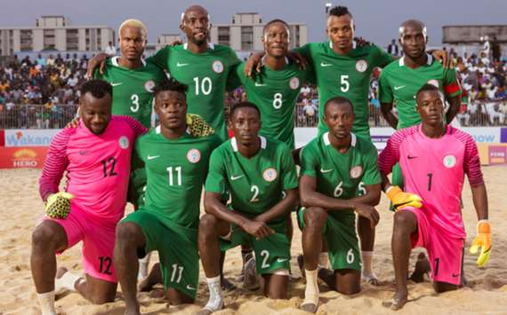 LIVE: Nigeria vs Senegal
