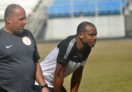 Oliseh turns attention to Afcon qualifiers