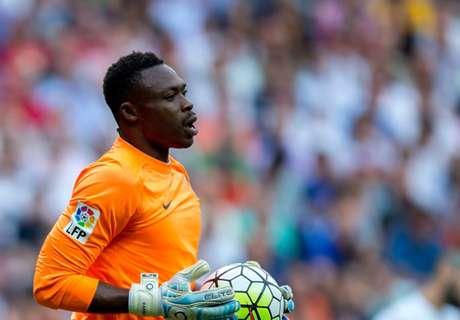 Málaga no sabe ganar sin Ochoa