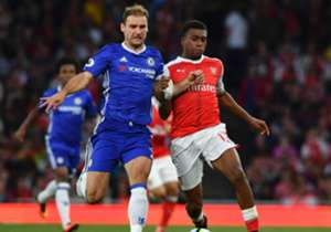 Alex Iwobi played his part in a superb victory for Arsenal as they barely broke a sweat as London rivals Chelsea were dispatched 3-0 in the Premier League on Saturday, with the 2015 champions unable to cope with a first-half onslaught. While the Blues ...