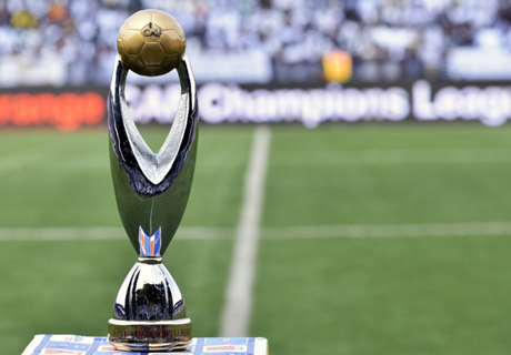 The Caf Champions League GS in pix