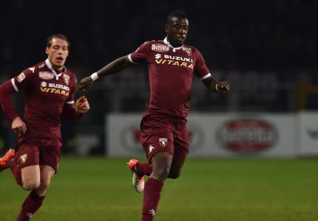 Acquah out of action for up to 25 days