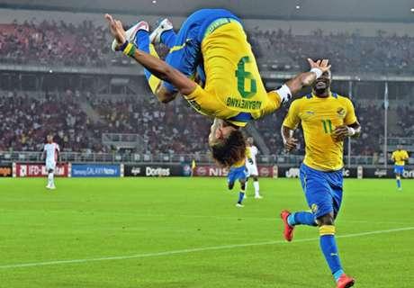 Gabon Tuan Rumah Piala Afrika 2017