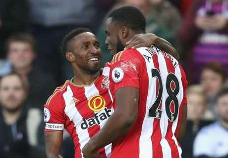 Sunderland's Moyes hails Anichebe