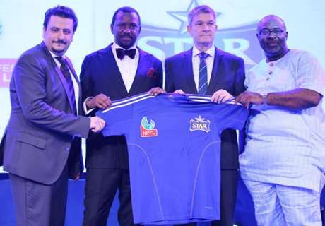 NPFL and Star enter massive partnership