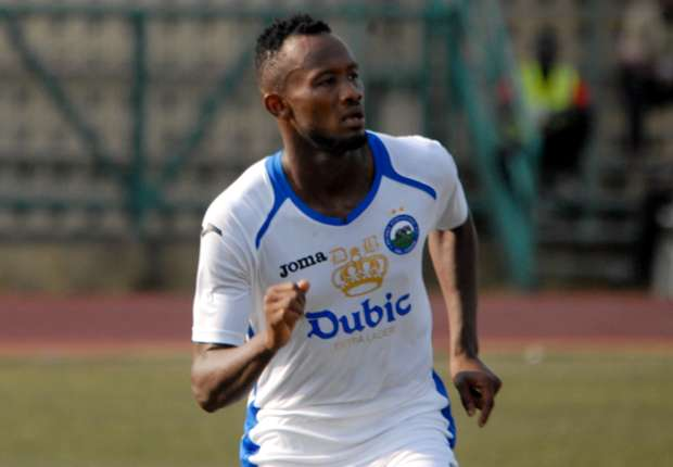 Akwa united set to unleash  Mfon Udah