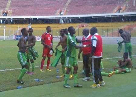 Match Report: Ghana U-20 2-2 Nigeria U-20