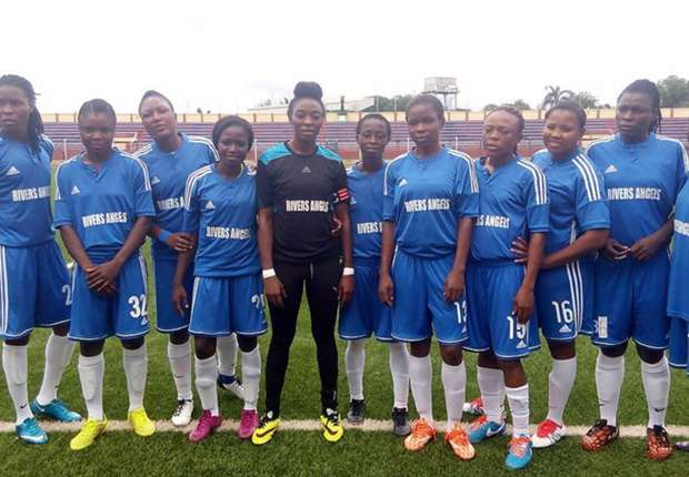 We're truly the best in Nigeria, says Rivers Angels' Ohale