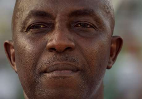 Siasia's car burgled in Atlanta