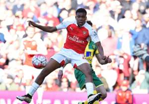 Alex Iwobi started for Arsenal as they secured a 1-0 win over Norwich City in their Premier League tie on Saturday. The Nigerian forward had one of his slower days at the office for the Gunners, and was replaced by eventual match-winner Danny Welbeck a...