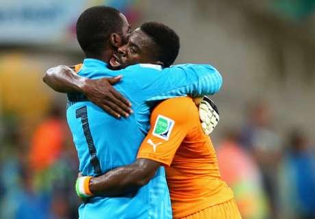 Côte d'Ivoire-Soudan 1-0, Aurier a rejoué !