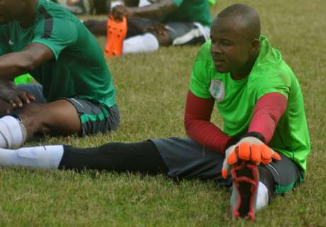 Ezenwa: No celebration in Eagles yet