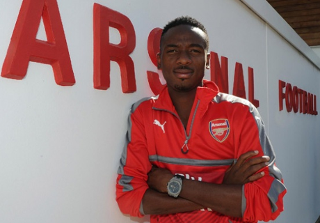 Arsenal's Nwakali loaned to MVV Maastricht