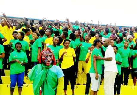 Rwanda reach quarter final