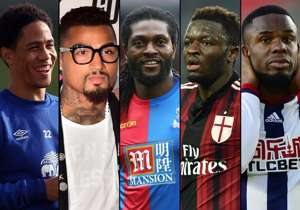 African Free Agents