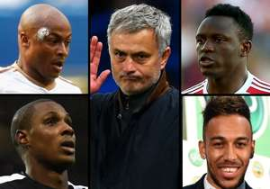 Mourinho's potential African targets