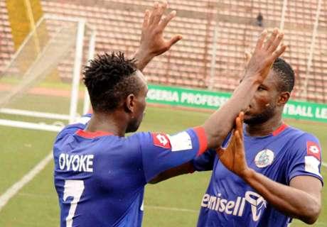 Rivers United, Enugu Rangers qualify