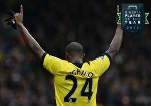 <strong>Odion Ighalo | Watford | 30.5 per cent</strong>