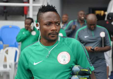 Musa: Why I supported Arsenal