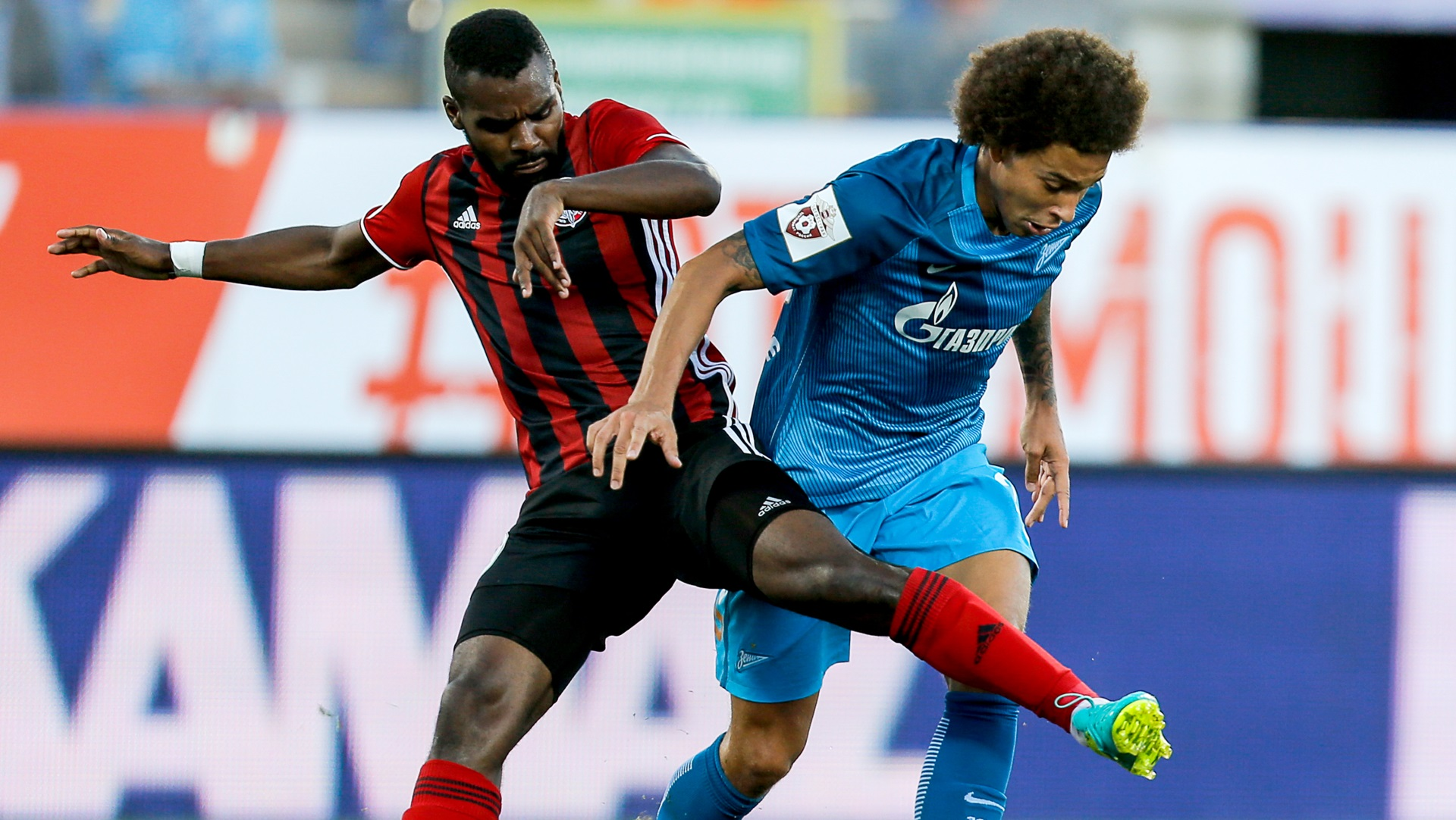 [Image: brian-idowu-of-amkar-perm-axel-witsel-of...-127764432]