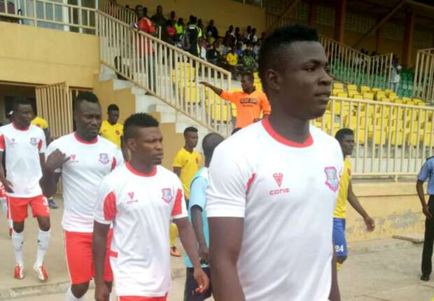 Coach Bala inspired us against Plateau United, says Andrew Ikefe