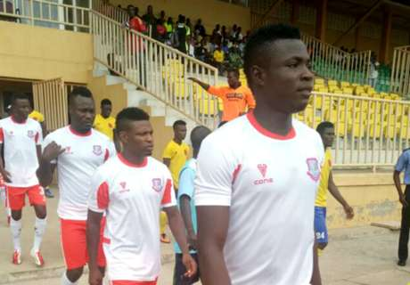 No Agba for Abia Warriors clash