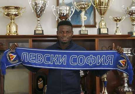 Adeniji set for Levski Sofia debut