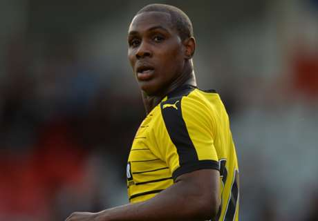 Should Ighalo consider Albion switch?