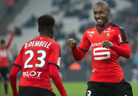 Ivorian duo score in Ligue 1 bout
