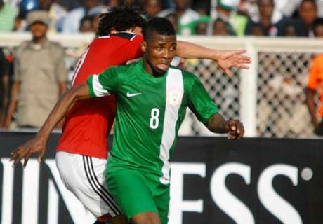 REPORT: Iheanacho on target for Nigeria