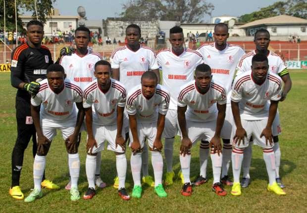 Abia Warriors 2 Plateau United 1: Asiegbu's brace stops Boboye's men