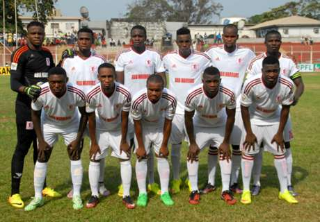 Biffo commends Abia Warriors & Enyimba