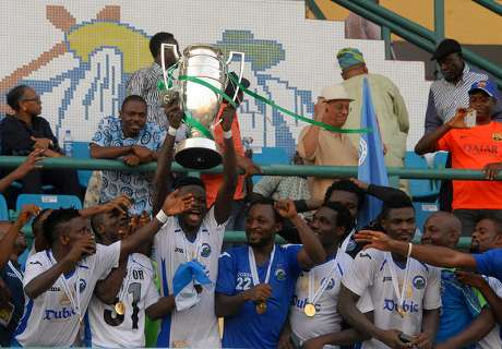 Enyimba looking for 3rd straight title