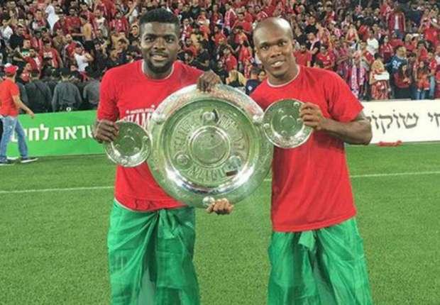 John Ogu Israeli Champions